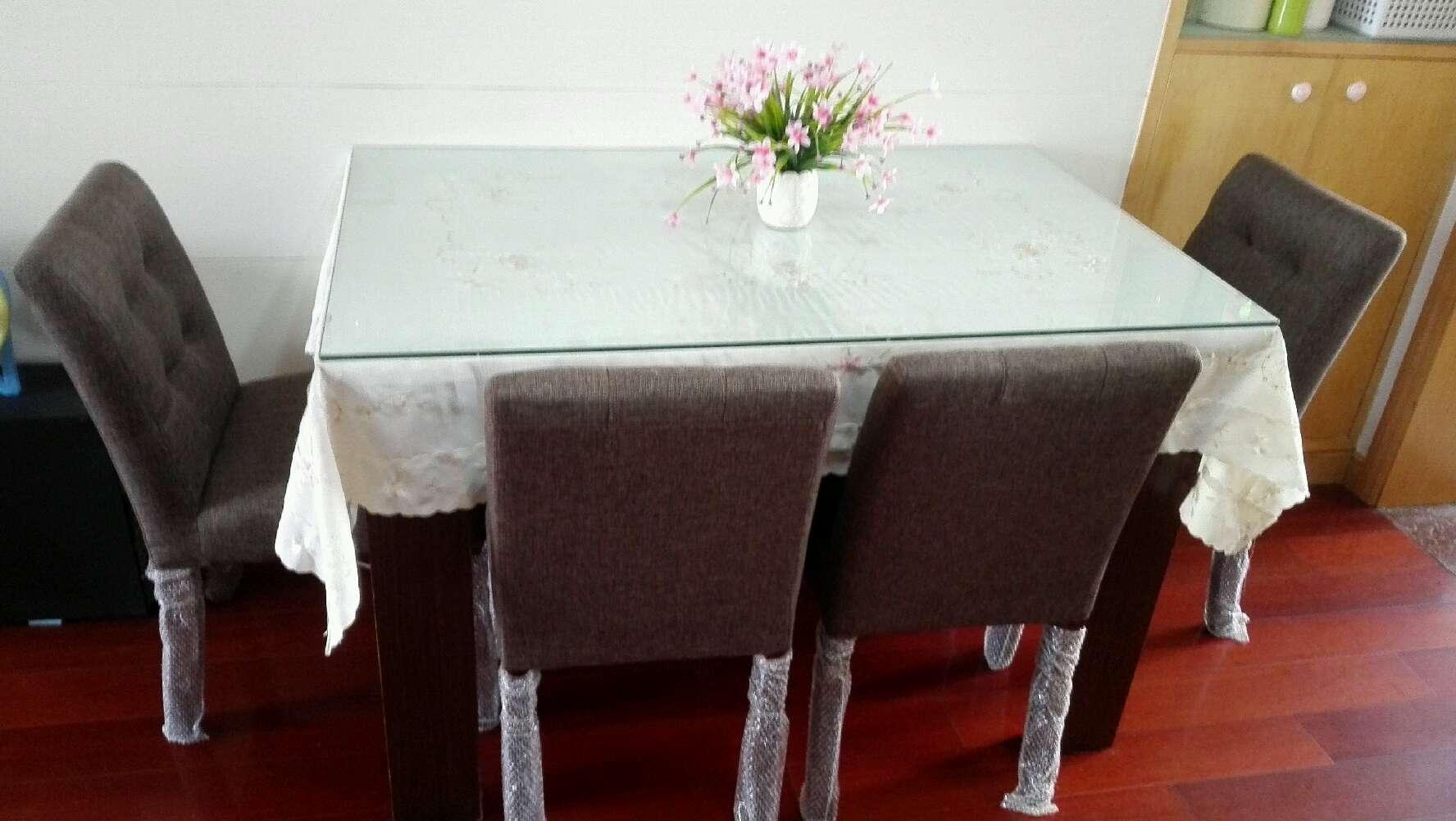 纸盒手工制作桌椅